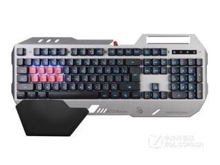 双飞燕B2418 8光轴机械电竞键盘