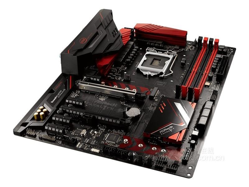 华擎B250 Gaming K4整体外观图