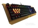 Razer 黑寡妇蜘蛛X幻彩耀金版机械键盘