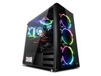 宁美国度i7 8700K/GTX1060水冷主机