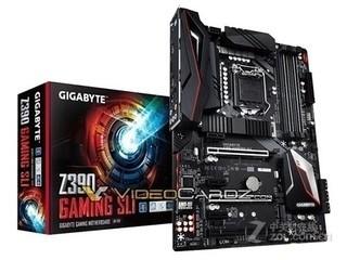 技嘉Z390 Gaming SLI