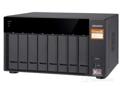 威联通 TS-832X-2G  8盘位企业高性能网络存储器 新款