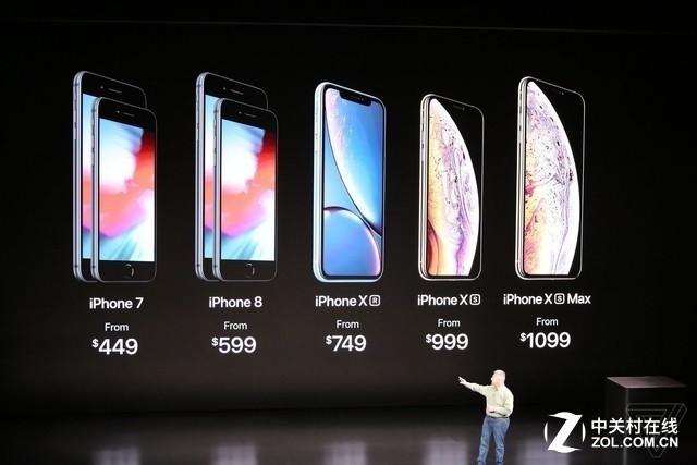 以iPhoneXs Max的价格 我是真的不考虑