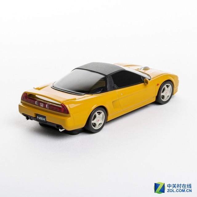 汽车厂商本田竟发售一款NSX超跑主题无线鼠标