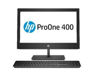 惠普ProOne 400 G4 20 NT AiO(i3 8100/4GB/1TB/DVDRW/集显)