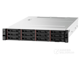 联想ThinkSystem SR590(Xeon 铜牌3106*2/16GB*2/600GB*2)