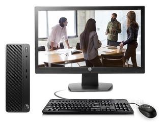 惠普280 G3 SFF(i5 8500/8GB/1TB/2G独显/19.5LCD)