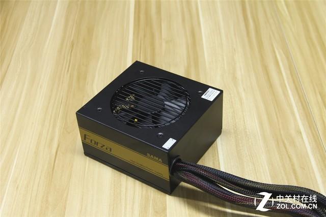 时尚升级换新颜 先马金牌550W电源评测