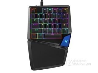 雷柏V550 RGB幻彩背光单手游戏机械键盘
