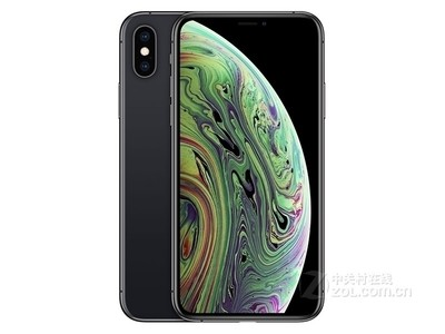 苹果 iPhone XS Max(国际版/全网通)6.5英寸 2688x1242像素 后置:双1200万像素广角及长焦镜 前置:700万像素 六核 4GB