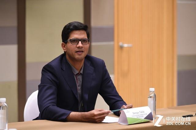 Deepu Talla:NVIDIA Jetson是出色的自主机器平台