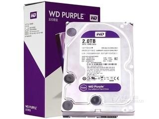 西部数据紫盘8TB/5400转/256MB(WD81EJRX)