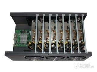 闪电GPU矿机(AMD 470/570 8卡)