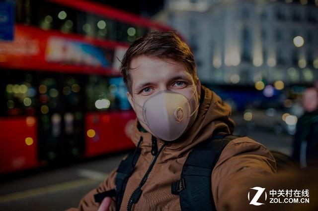 高效防护和舒适呼吸 IQAir新品口罩问世