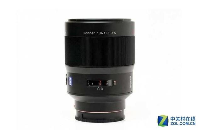 高端人像头  索尼将发布FE135mm f/1.8