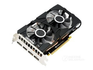Inno3D GeForce GTX 1660黑金至尊版