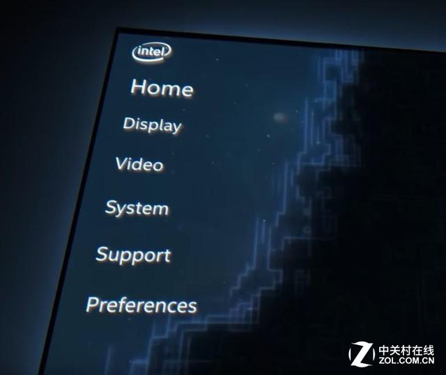 英特尔预告将于本月上线新UI核显控制面板