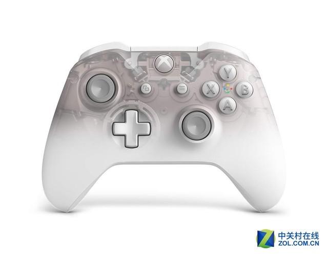 模仿小米£¿Xbox One推出透明版手柄