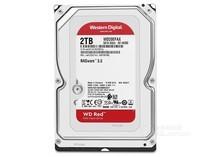 西部数据红盘 2TB 5400转 256M SATA3