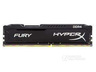 金士顿骇客神条FURY 8GB DDR4 3200(HX432C18FB2/8-SP)