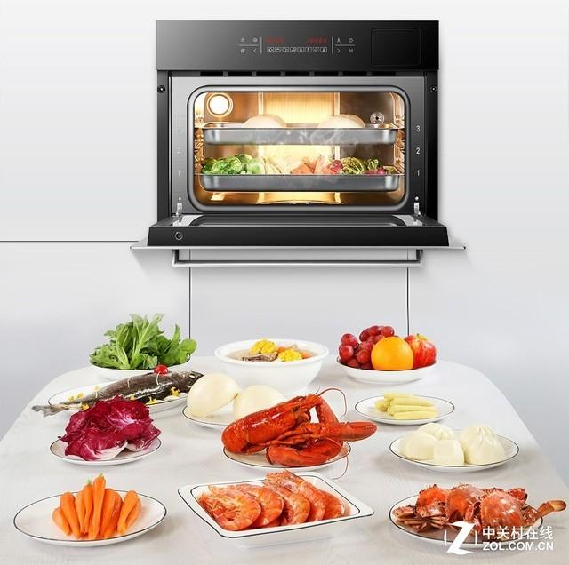 传统VS现代!蒸箱蒸锅做菜哪个好?