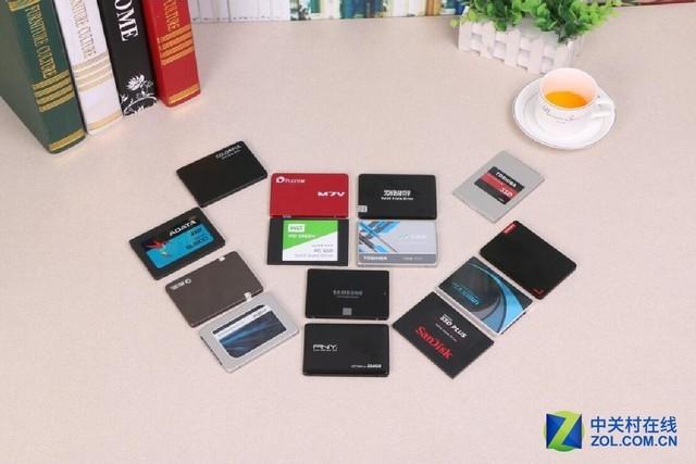 愉快买买买 固态硬盘5毛钱1G来啦!