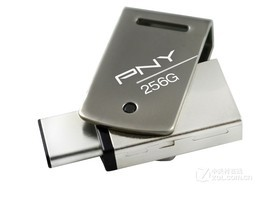 PNY DULEY 双头USB 3.1 OTG手机U盘(256GB)