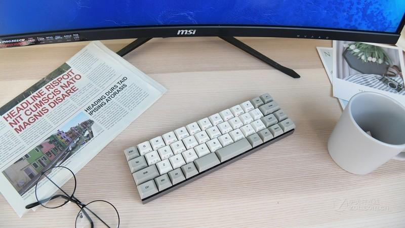mitomk CORE 机械键盘原创图赏