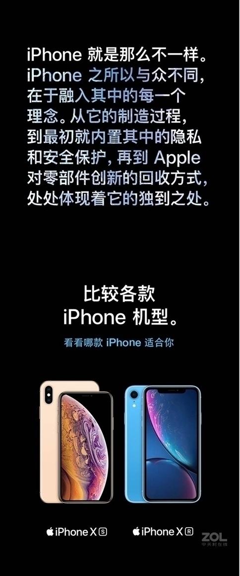 苹果iPhone XR(全网通)评测图解产品亮点图片16