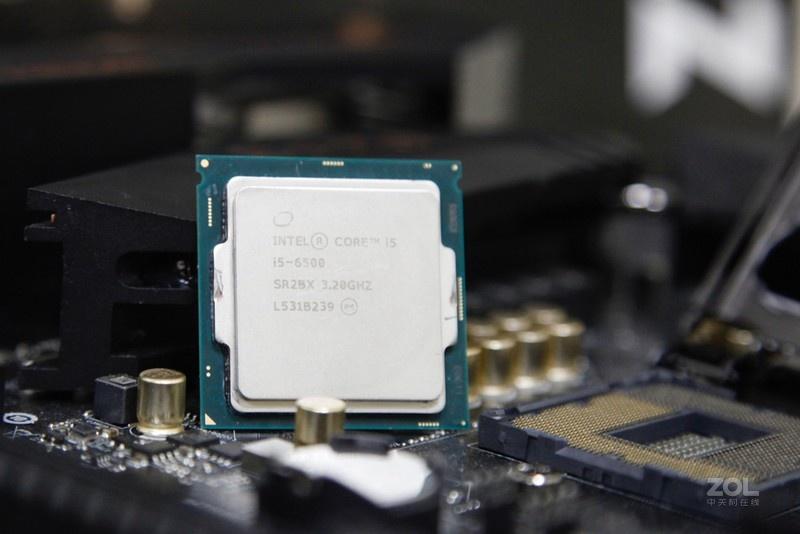 Intel 酷睿i5 6500原创图赏