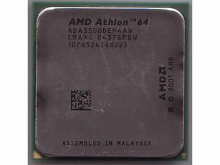AMD 速龙64 3500+(盒)