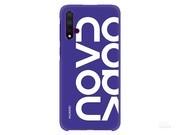 华为 nova 5 3D打印保护壳(紫色LOGO)