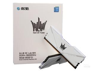 影驰HOF OC LAB 极光 16GB DDR4 3600