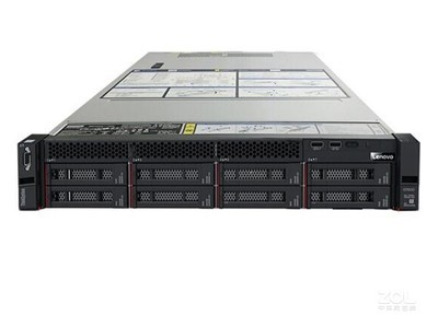 售前咨询:15652302212 联想 ThinkSystem SR650(Xeon 银牌 4210/16GB/300GB)