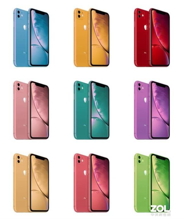 """新iPhone将加入""""彩虹""""配色 竟然还有点好看"""