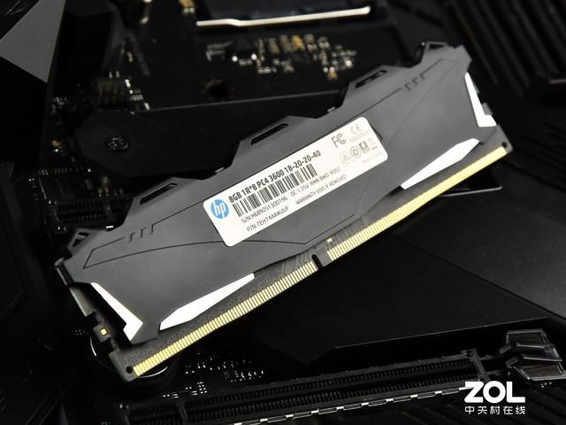 HP V6评测:3600MHz的纯铝散热内存