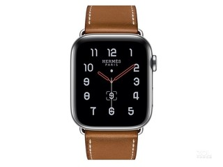 Apple Watch Hermès Series 5 44mm(GPS+蜂窝网络/不锈钢表壳/Single Tour Deployment Buckle表带)