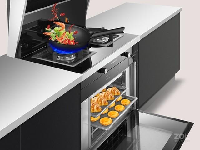 金帝A900KX集成灶 轻松打造开放式厨房