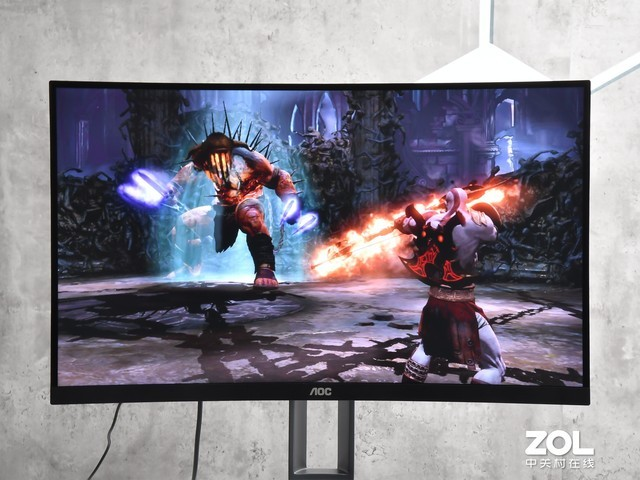 为主机玩家而生 AOC 27G2X显示器体验评测
