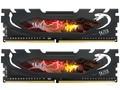 棘蛇16GB(2×8GB)DDR4 3200 黑马甲条
