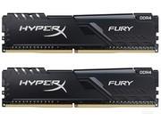 金士顿 骇客神条FURY 32GB(2×16GB)DDR4 3733