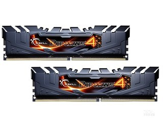 芝奇Ripjaws4 16GB DDR4 3600(F4-3600C19D-16GRKB)