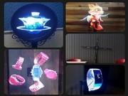 迈普光彩 LED风扇屏