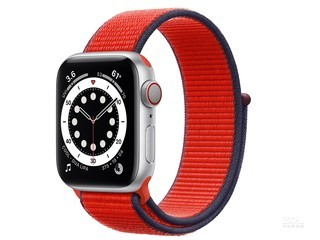 Apple Watch Series 6 40mm(GPS+蜂窝网络/铝金属表壳/回环式运动表带)