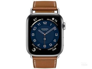Apple Watch Hermès Series 6 44mm(GPS+蜂窝网络/不锈钢表壳/Attelage Single Tour表带)