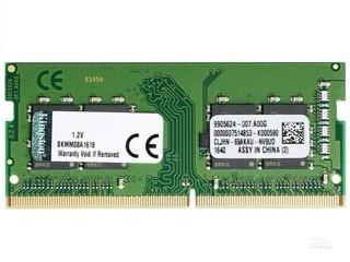 金士顿8GB DDR4 2666(KCP426SS6/8)