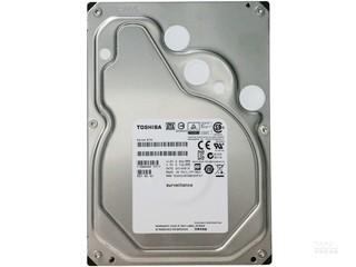 东芝6TB 7200转 128MB SATA3(MD04ACA600)