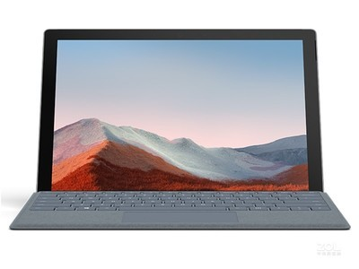 微软 Surface Pro 7+ 商用版(i5 1135G7/8GB/256GB/集显)