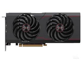 蓝宝石AMD RADEON RX 6700 XT 12G D6 白金版