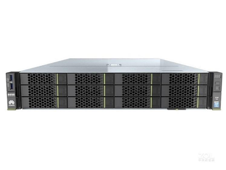华为FusionServer Pro 2288H V5(Xeon Silver 4208/32GB/2TB*2/12盘位)